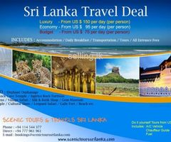 Culture & Heritage Tour Sri Lanka