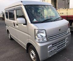 suzuki every full hjoin turbo unregistered 2016