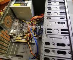 Asus H81 Motherboard & Casing