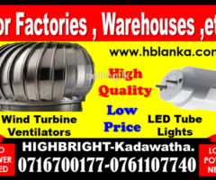 Hot air Exhaust fans, air ventilation srilanka, roof ventilators manufacture