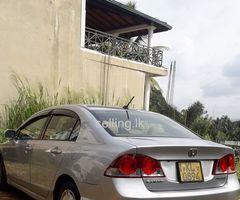 Honda civic FD 4 2007