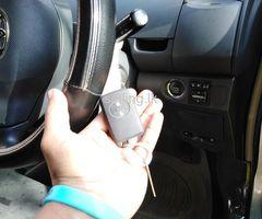 Toyota vitz 1000cc 8 airbag