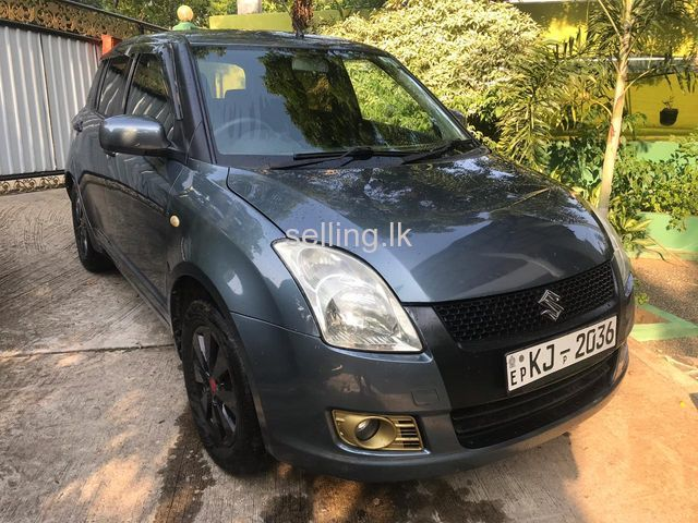 Suzuki Swift 2010 vxi