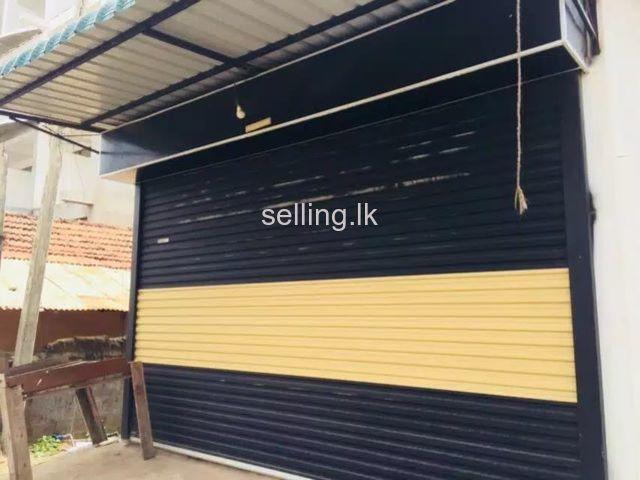 Shop for rent in negombo Beach road