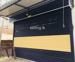 Shop for rent in negombo Beach road