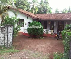 House for sale very urgent in weliveriya