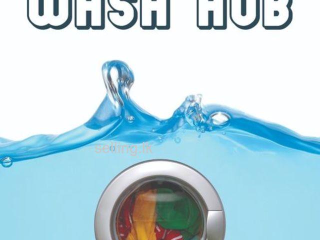 Laundry Wash Hub