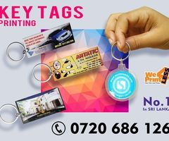 Key Tags Printing in Sri Lanka