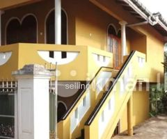 House for quick sale in wadduwa town