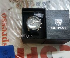 Benyar watch