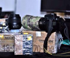 Nikon D3200 DSLR Camera Body