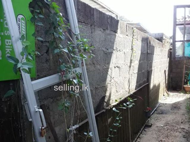 Land and house for sale Kaduwela
