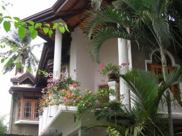 House near Colombo (Kelaniya)