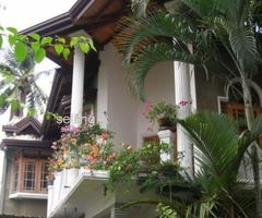 House near Colombo (Kelaniya)