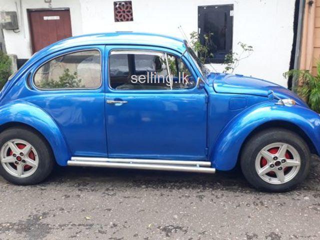 Valkwagan beetle 1300cc