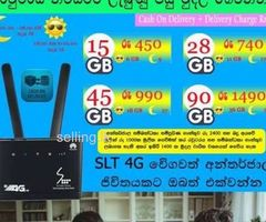 SLT 4G Wifi Router