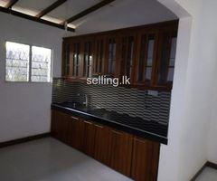 Full tiled ,full ceiling house....