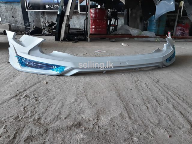 Toyota CHR (Modellista) Non painted Body KIT