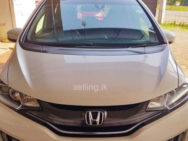 Honda Fit Gp 5 2015