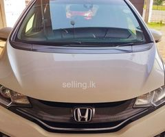 Honda Fit Gp 5 2015
