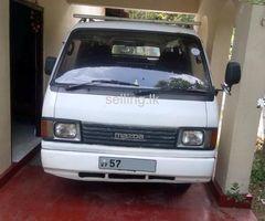 Mazda Brawny van for sale
