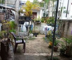 Land and house for sale in Kaduwela