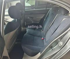 Brand New Honda Civic FD4