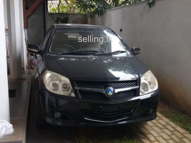 Micro geely mx7 for sale