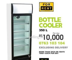 Bottle Cooler For Rent