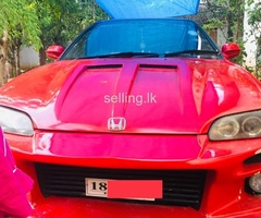 Urgent sell Honda EG8 1992