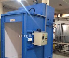 Powder Coating equipment for sale