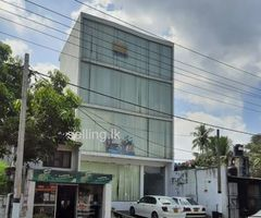 Commercial building for rent nugegoda