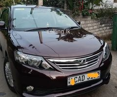 Toyota alion Allion G plus 2014