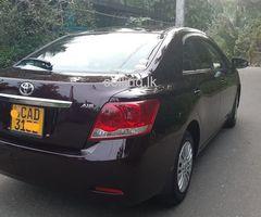 Toyota alion Allion G plus 2014