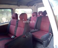 MITSUBISHI L 400 SPACEGEAR VAN FOR SALE