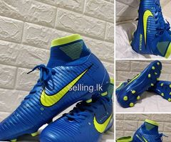 Nike Mercurial Football Boot ankle