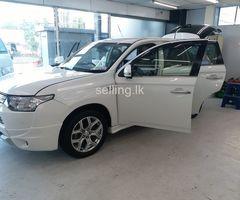 Mitsubishi outlander phev G premium
