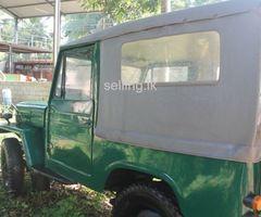 Mitsubishi 4DR5 Jeep