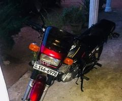 Suzuki GS125 1992 bike for sale