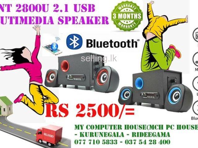 FnT-2800BA model 2.1 MINI speaker