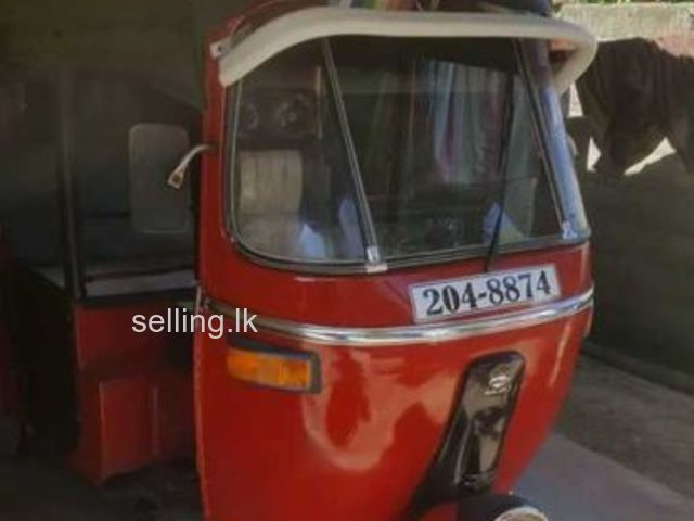 2 sotke 2004 three wheeler