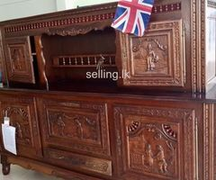 English Oak/ Mahogany furniture from England