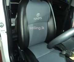 VITZ  LEATHER SEAT COVER