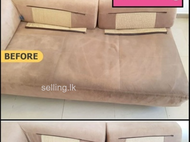 Sofa, carpet and mattress cleaning Kandy