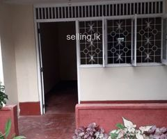 Annex for rent in Dehiwela