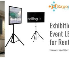 LED TV for rent