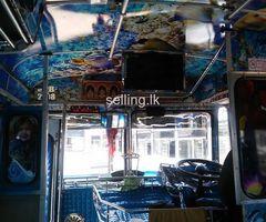 Leyland viking-2012, seat - 54