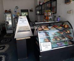 Shop rent or item selling in kaduwela
