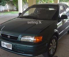 Toyota Tercel Motor Car for sale, Ratmalana