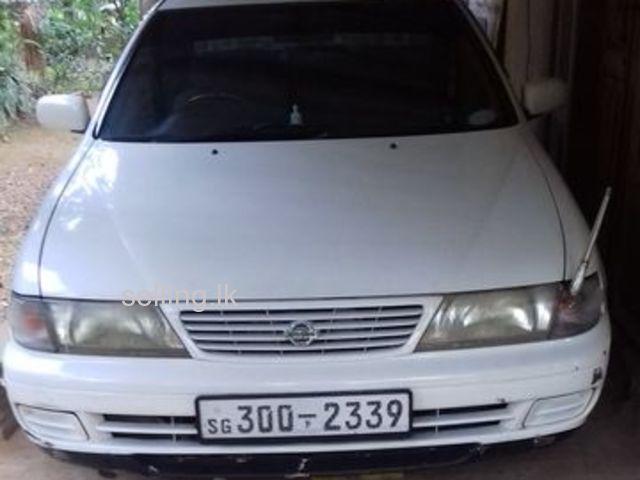 Nissan FB14 1994